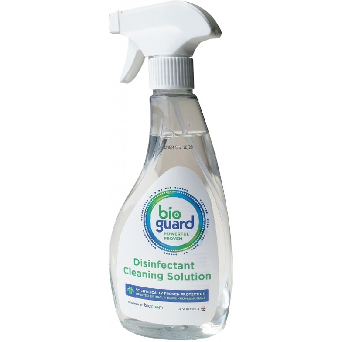 An image of Bio Guard Disinfectant Cleaning Solution 500ml (12)