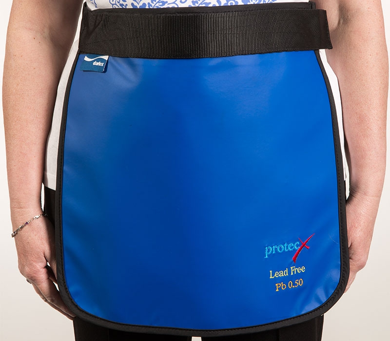 An image of Lightweight Protective Gonad Apron Adult