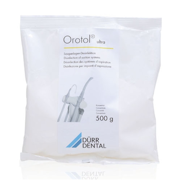 An image of Orotol Ultra - suction disinfectant 500g