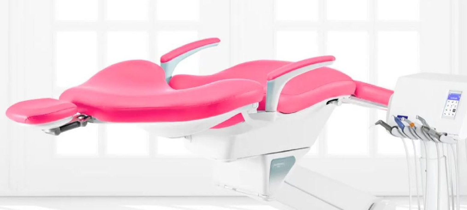 An image of Planmeca Chair with swivel and fixed leg rest 610mm
