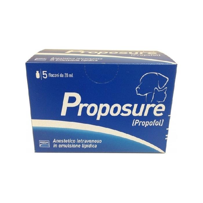 An image of Proposure 10mg/ ml Inj (5x20ml)