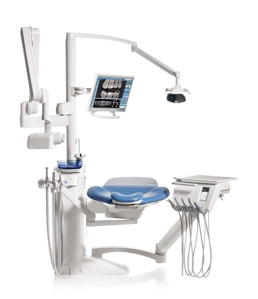 An image of Planmeca Compact i Touch Dental Unit