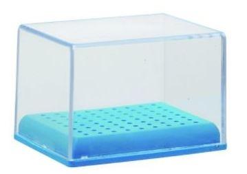 An image of Plastic Based Bur Block (Autoclavable Base)