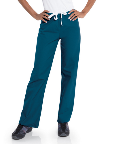 An image of Relaxed Drawstring Pant Carribean XS