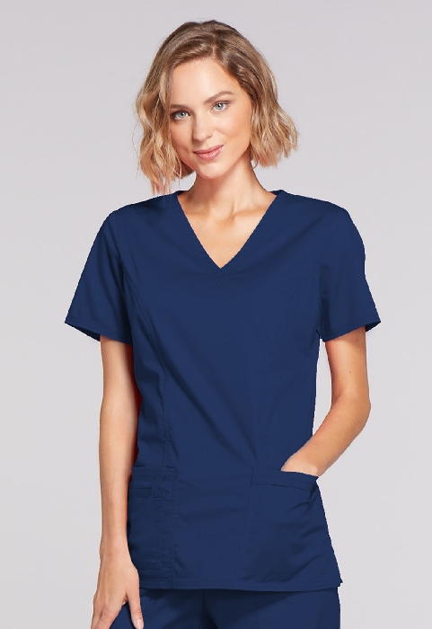 Cherokee Core stretch 4728  Navy Ladies XSmall