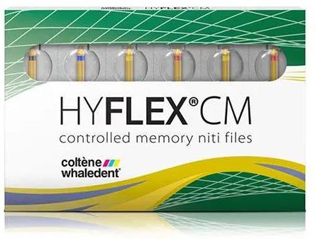 An image of HyFlex CM NiTi File Introkit Premium 1 pc