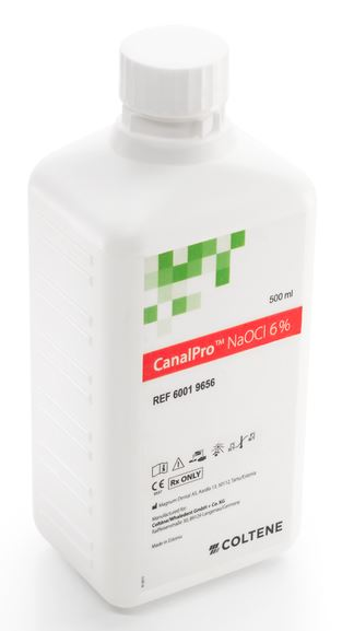 An image of CanalPro NaOCl 3% 500 ml