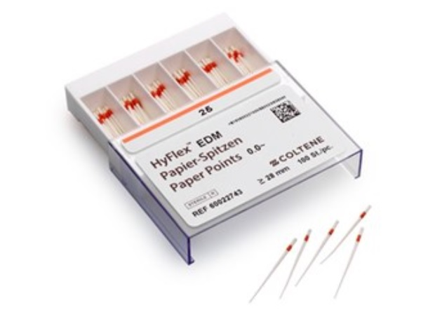 An image of HyFlex Paper Points .05 #20 100 pcs
