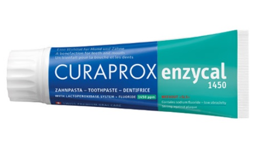 An image of Enzycal Toothpaste 75ml