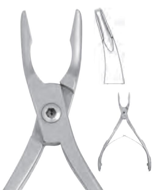 An image of Bone rongeur 15 cm