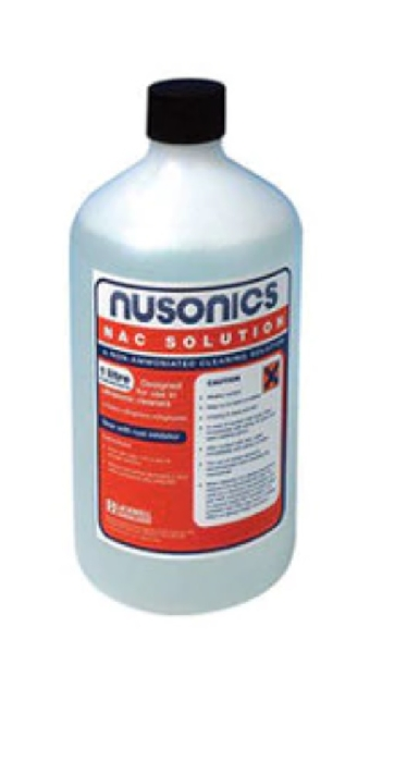 An image of Nusonic NAC Solution 5 Litre
