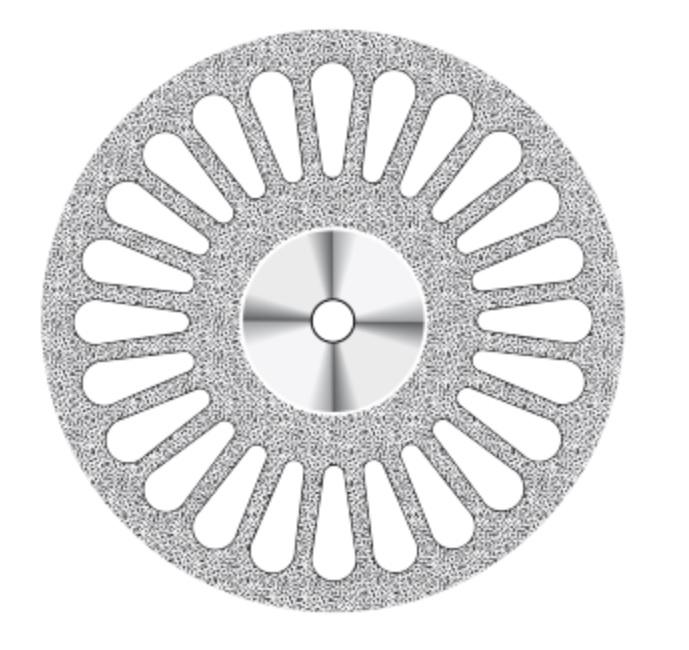 An image of Diamond Disc Superflex  1/Pk