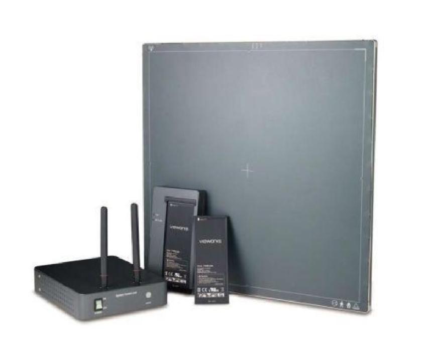 An image of VIVIX-S 1717N wireless FPD