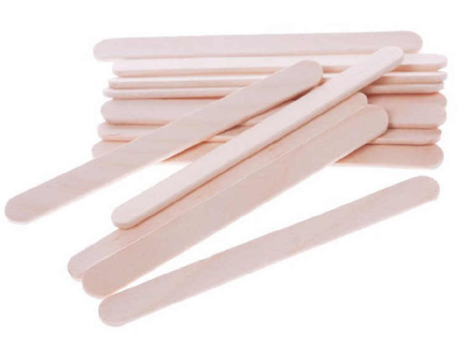An image of Wooden Spatula (50) non sterile