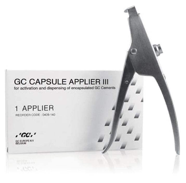 An image of GC Fuji Capsule Applier III