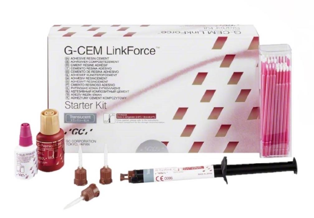 An image of G-Gem Linkforce Starter Kit A2