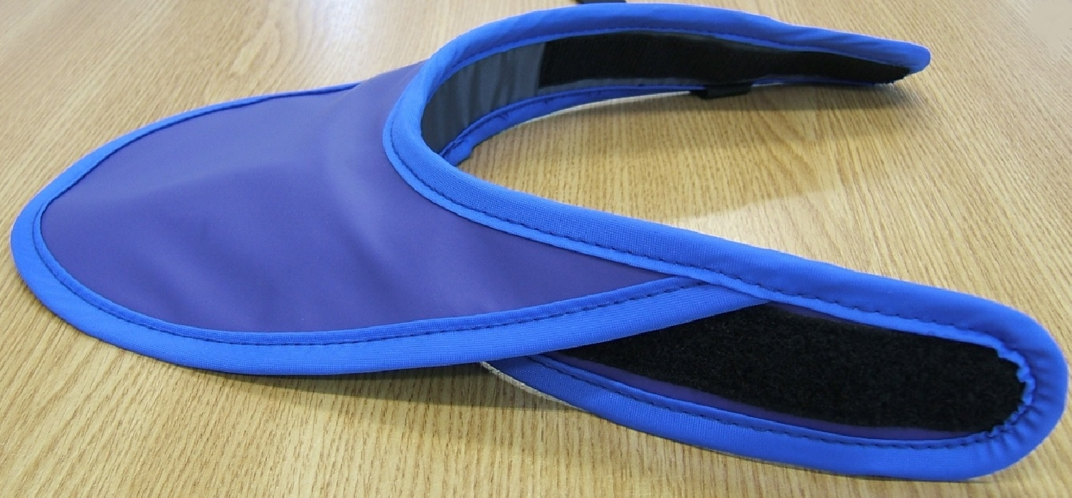 An image of Bi-Layer Lead Free Thyroid Shield .35mm LE