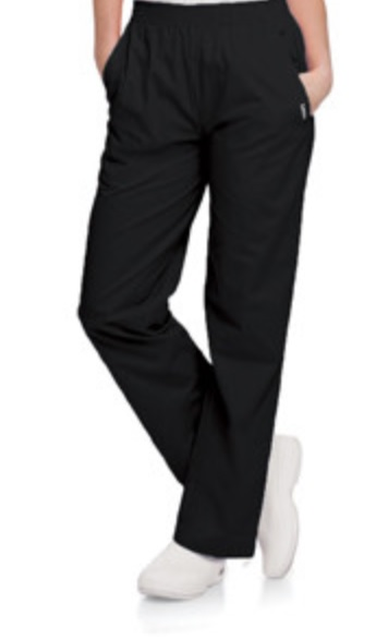 An image of BLACK TROUSERS SIZE 12