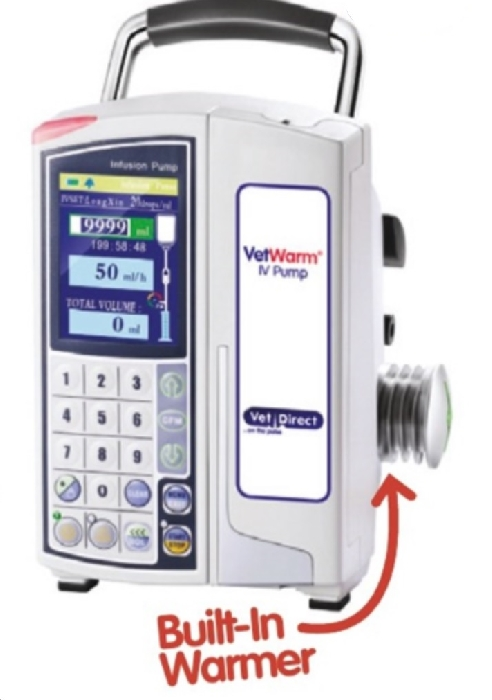 An image of VetWarm Infusion Pump