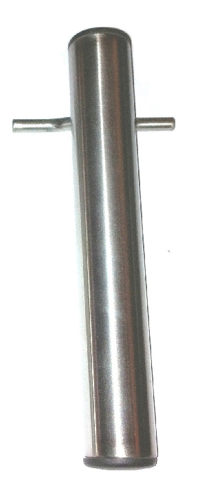 An image of Infusion Pump Cage Front Attachment Pole - Twist-In