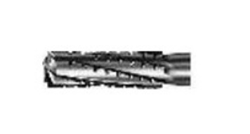 An image of Rodent Bur H.P. #557-010 flat end fissure