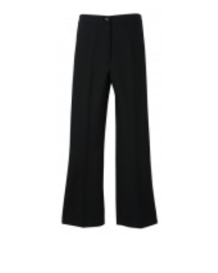 An image of Maternity Trousers Navy Size 38