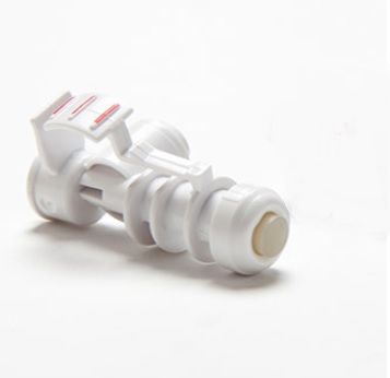 An image of (1x240) Equashield Female Luer Lock Connector 180