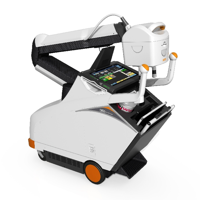 An image of Carestream DRX-Revolution Nano Mobile X-ray System