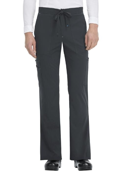 An image of Koi basic luke Trousers Charcoal Large (tall)