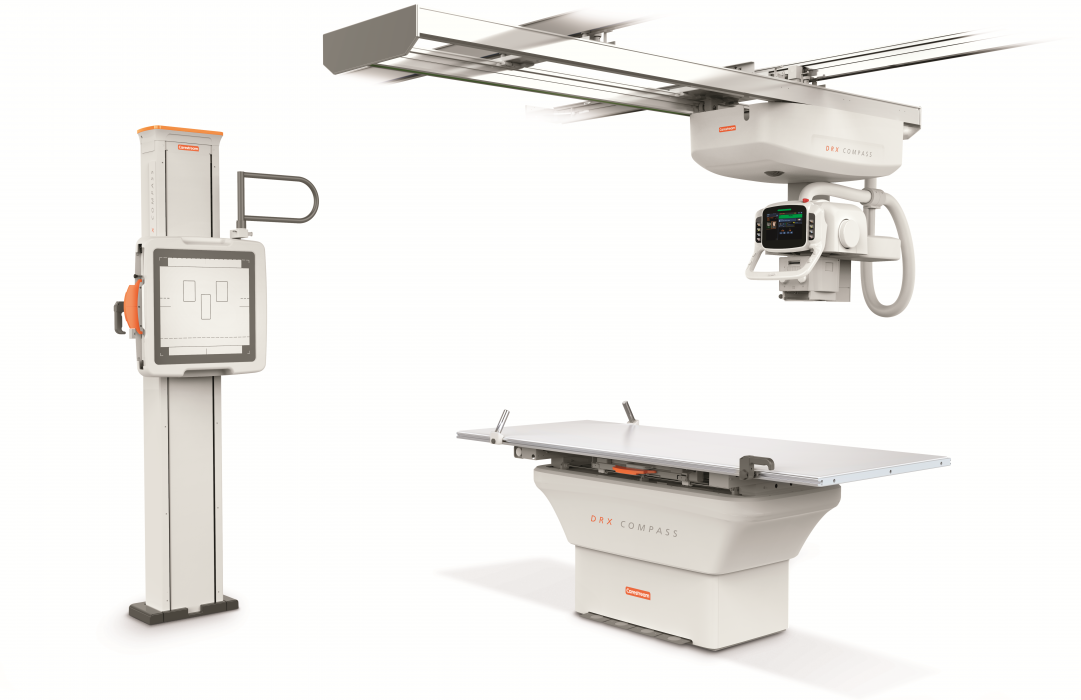 An image of Carestream DRX Compass X-Ray System