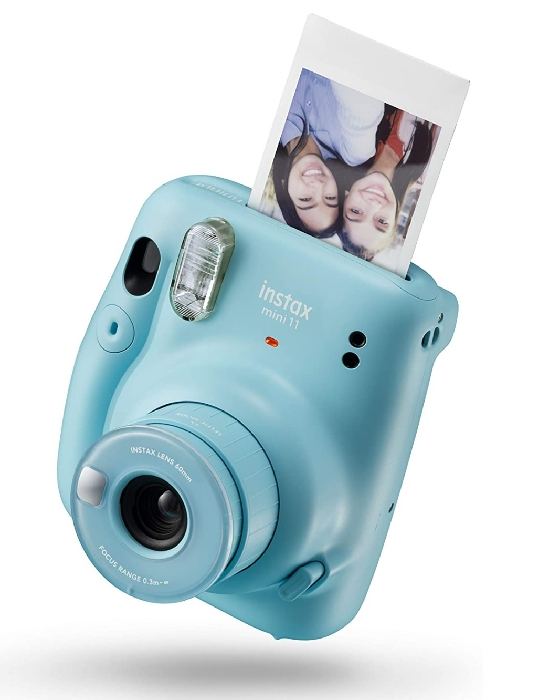 An image of INSTAX MINI 11 BLUE WOF