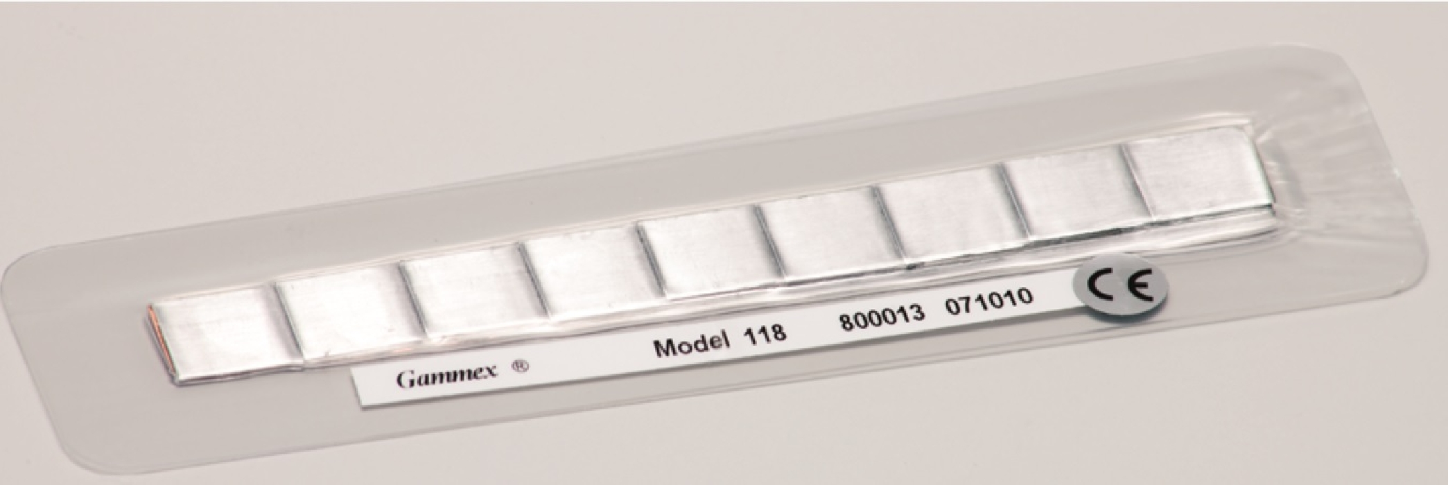 An image of Mammography Aluminium Stepwedge