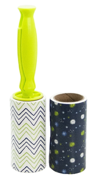 "An image of Dog Life Lint Roller with Handle 4.5"" (1)"
