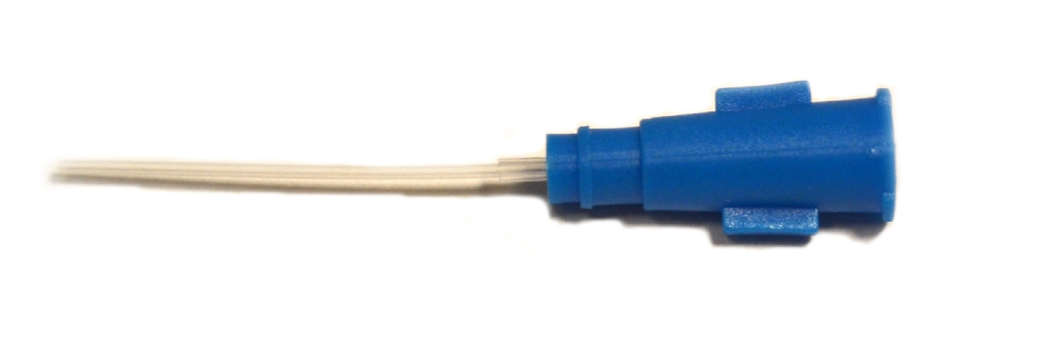 An image of Irrigating Cannula Blue Size 32mm x 0.76mm (1)