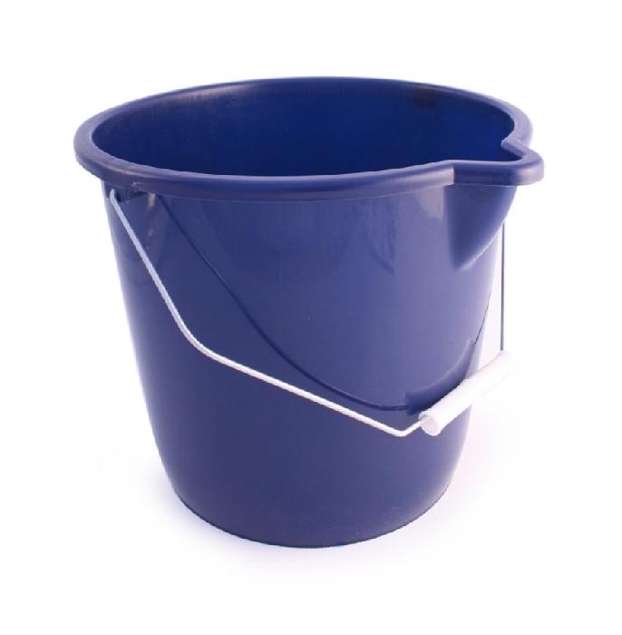 An image of 10 Litre Bucket (Blue)