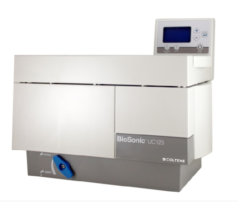 An image of UC125 Ultrasonic Cleaner with LCD