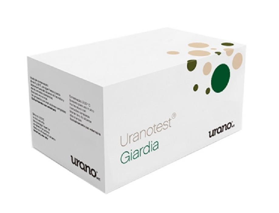 An image of Uranotest Giardia