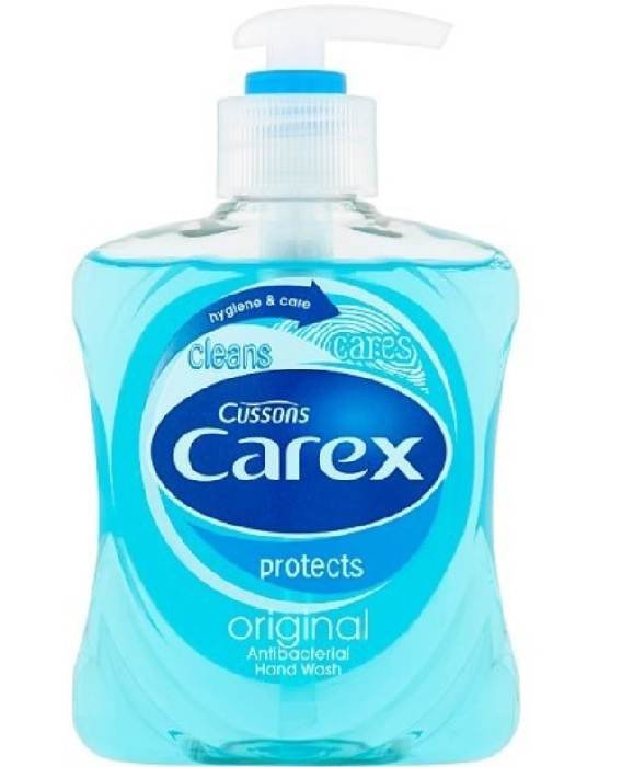 An image of Carex Original Hand Soap 500ml