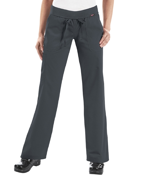 An image of Koi Morgan Trousers Medium Charcoal