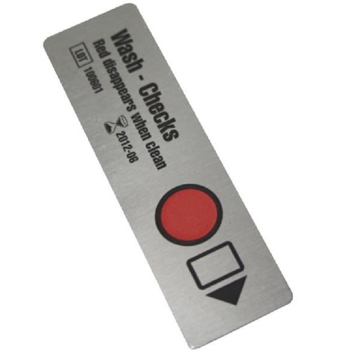 An image of Wash Check Test Strips x 12 pack