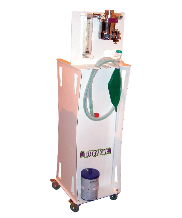 An image of Deltawave 200 Mobile Anaesthetic Trolley
