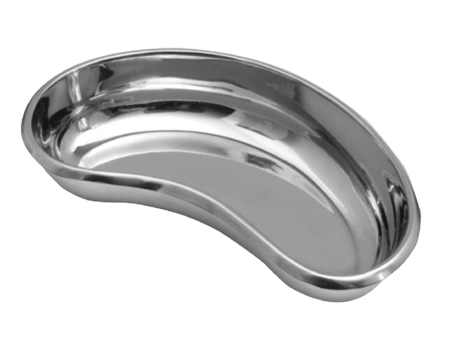An image of Kidney Trays (Stainless Steel 200mm)