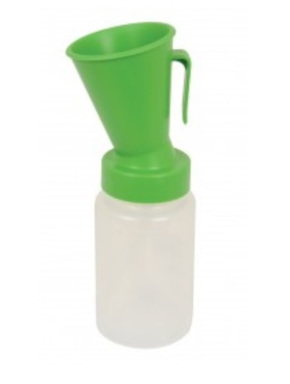 An image of 300ml Plastic Teat Dip Cup