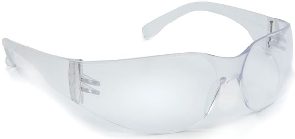An image of Safety Glasses Clear Lens