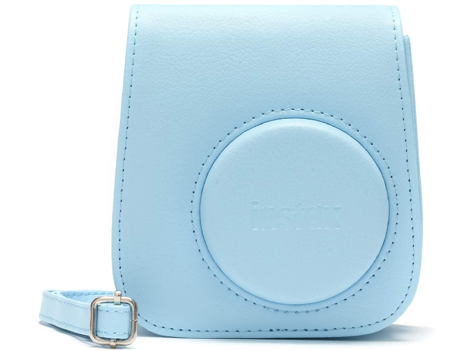 An image of INSTAX MINI 11 BLUE CASE