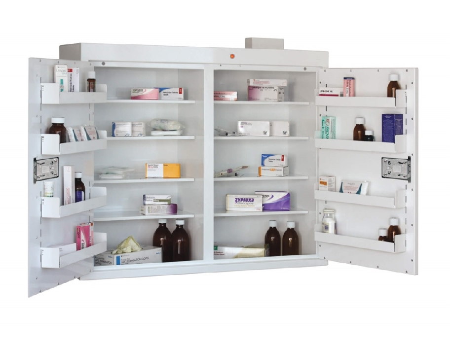 An image of Controlled Drug Cabinet CDC 85(H) 100(W) 30(D)cm