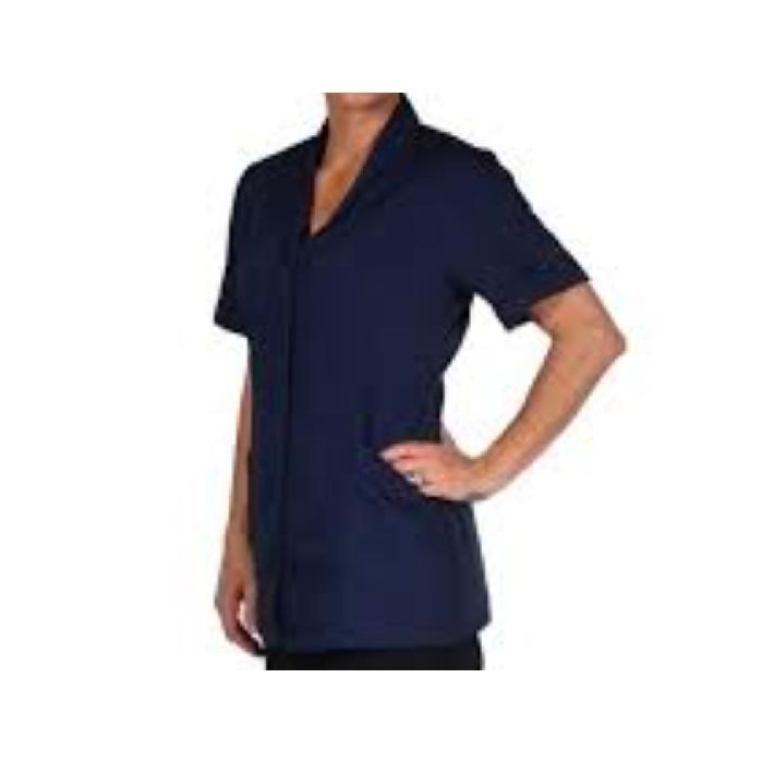 An image of Bonny Navy Blue Female Tunic Size 32