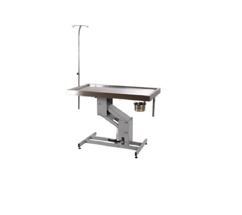 An image of Stainless Steel Op/Prep Table (Hydraulic)