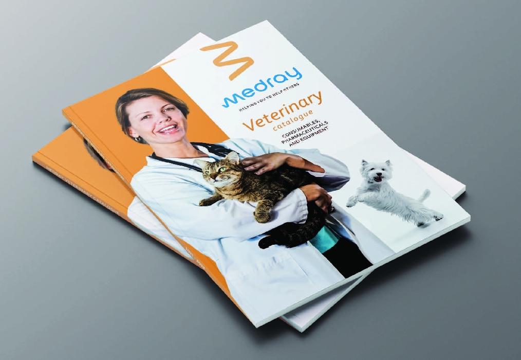 An image of Medray Veterinary Catalogue 2021