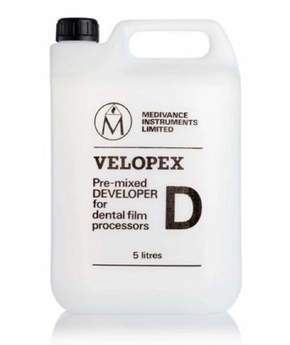 An image of Velopex Developer 5 Litre